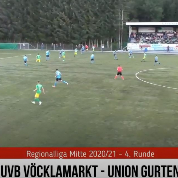 Vöcklamarkt  Gurten 0:3 (0:3)  - Video