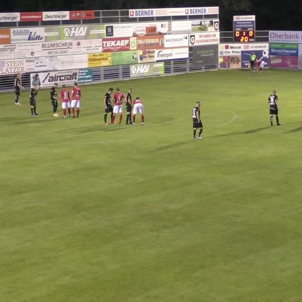 Union Gurten - SC Kalsdorf (Video)